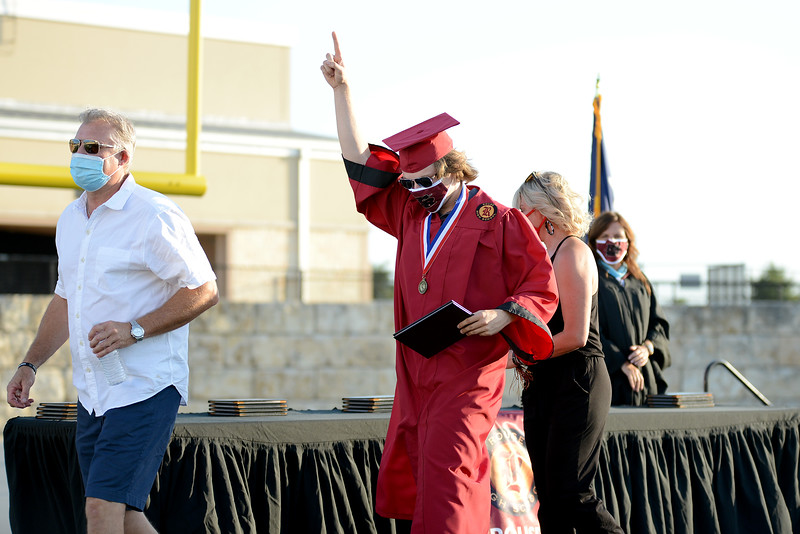 2020.07.10 - Rouse High School Graduation 2020