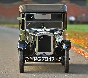 1930 Austin Seven Chummy PG7047