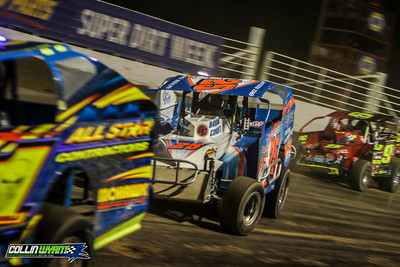Super Dirt Week 2019 - Salute To The Troops - October 12th - Collin Wyant
