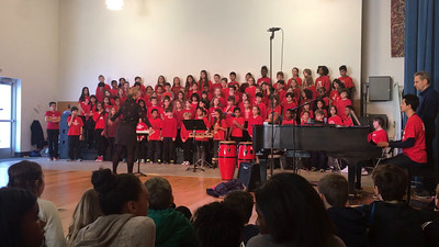 Junior Unit and Middle School Winter Concert