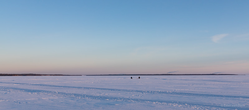Quality Time, Ice Fishing