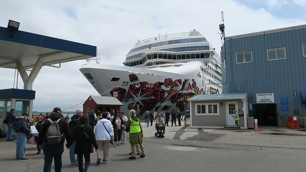 2018 New England Cruise on Norwegian Gem