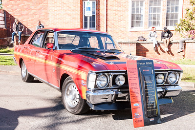 Stroud Show and Shine