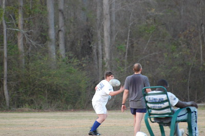 Rugby - March 12, 2008