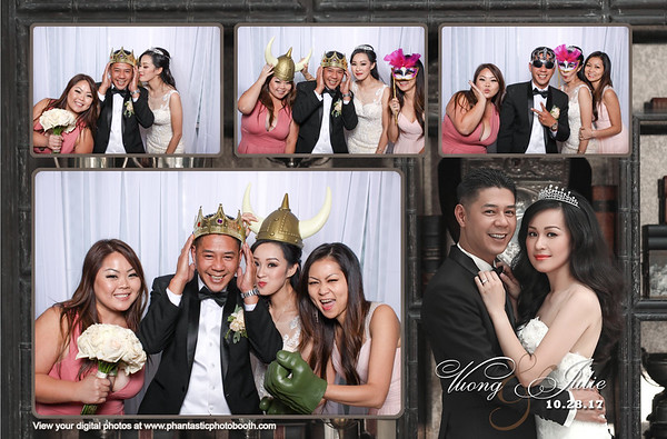 Vuong & Julie Wedding