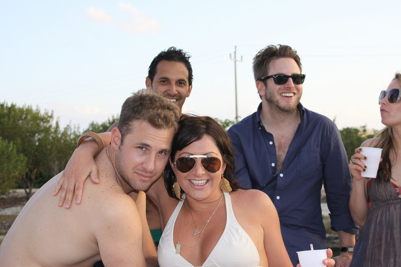 Danny, J,V,Brian and Kira