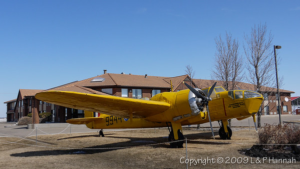 Commonwealth Air Training Plan Museum - Brandon, MB