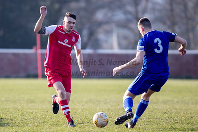 Highgate FC vs Quorn FC 23rd Feb 2019