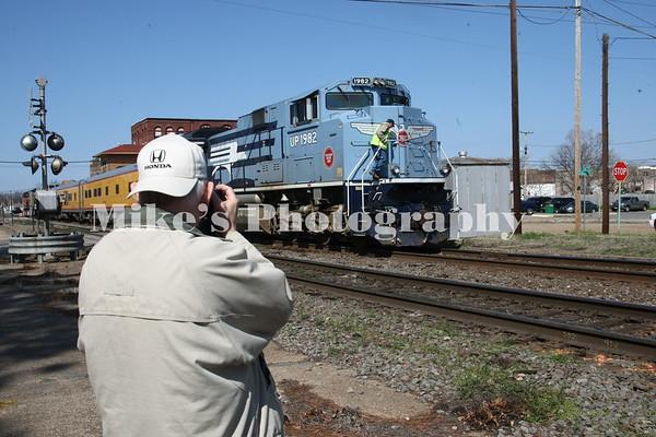Union Pacific Safety Train Ride