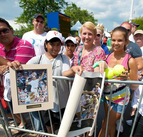 US Open - Women's Tennis