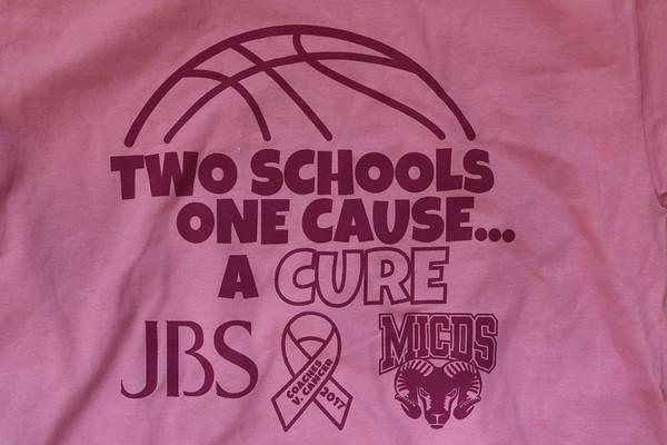 170210 Girls Varsity Basketball v MICDS 2