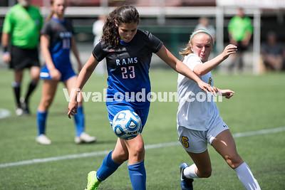 Girls Soccer: Riverside vs. Western Albemarle 6.9.17 (by Chas Sumser)