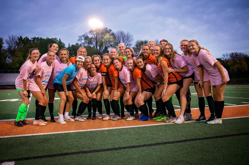 WBL Girls Soccer -V-Forest Lake 2021