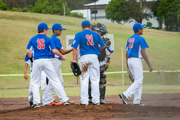 Little League Hilo All Stars vs North Hawai'i (6/23/14)