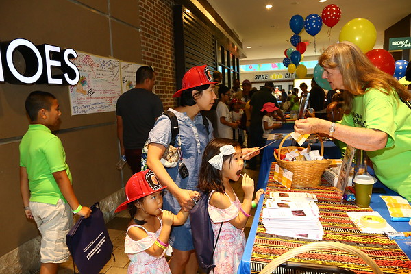 20190824 MCPS Back to School Fair at Westfield Wheaton Mall