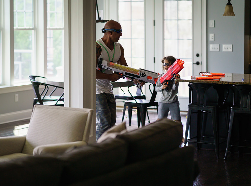 2018-09-02 London 1st Day of School - Nerf Battle-3118.jpg