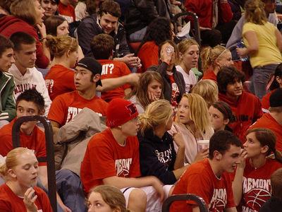 Boys Varsity Basketball - 2/7/2006 Newaygo