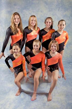 Pre-Season 2010 Girls - Level 6