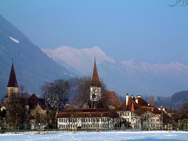 Interlaken churches