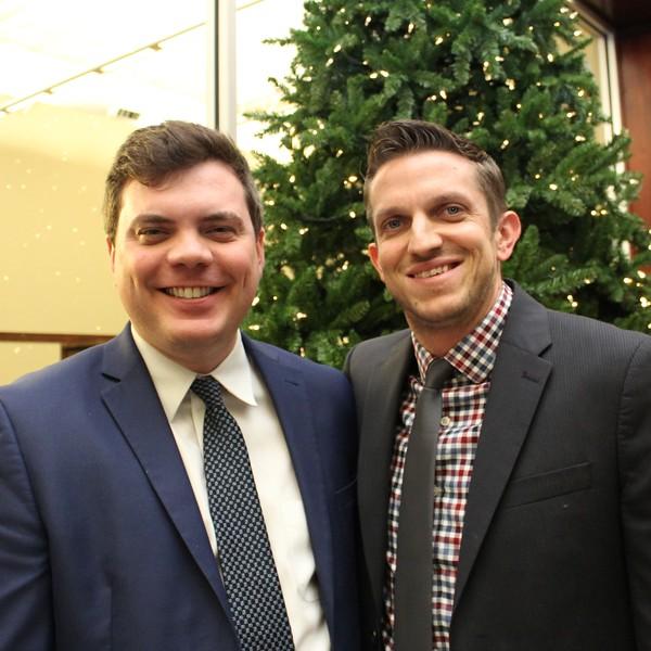 Tim Capria & Jeff Allen
