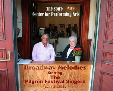 Pilgrim Festival Singers -Broadway Melodies at Spire