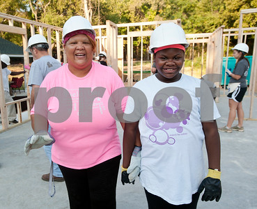 9/26/15 Habitat for Humanity Build by Sarah A. Miller