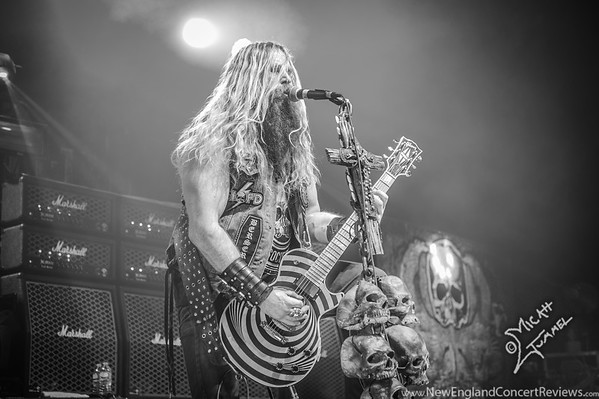 Black Label Society at The State Theater - ME