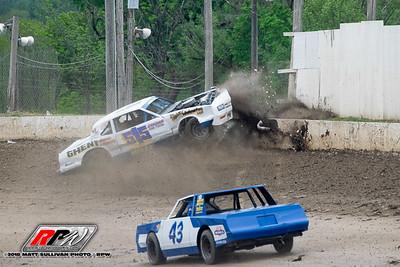 Lebanon Valley Speedway - 5/26/18 - Matt Sullivan