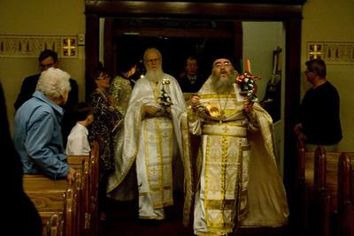 Paschal Matins and Liturgy