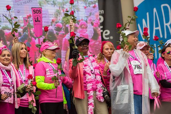 Survivors/Race Participants