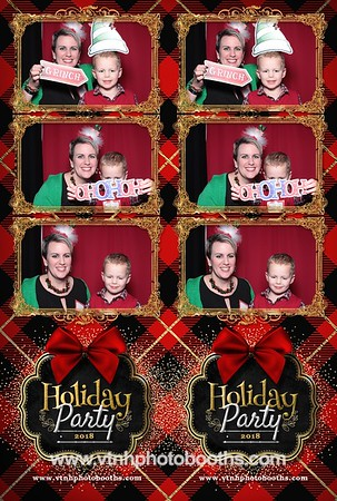 Photo Strips - 12/15/18 - GMH Holiday Party