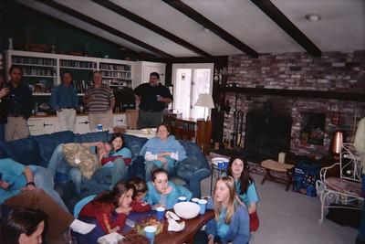 8th Grade Team Party