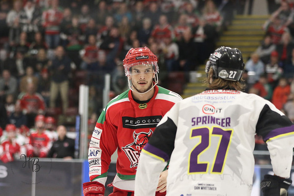Cardiff Devils vs Manchester Storm 23-03-19