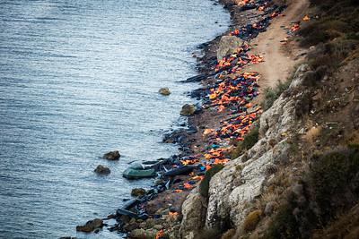 The Trash - Lesvos Island