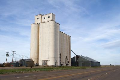 Texas Panhandle, Part 6 - Grain Elevators