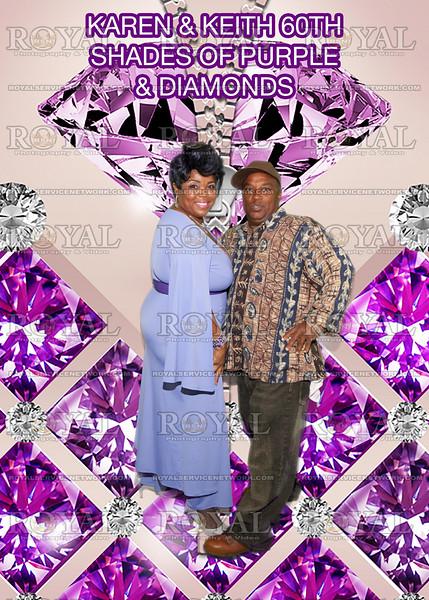 Karen & Keith 60th Party