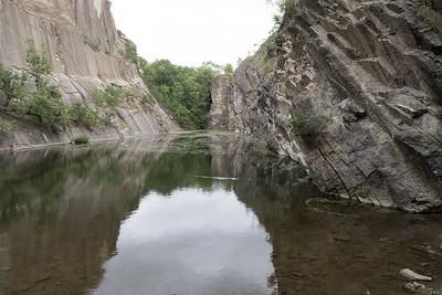 Prokopské údolí s Michalem M.