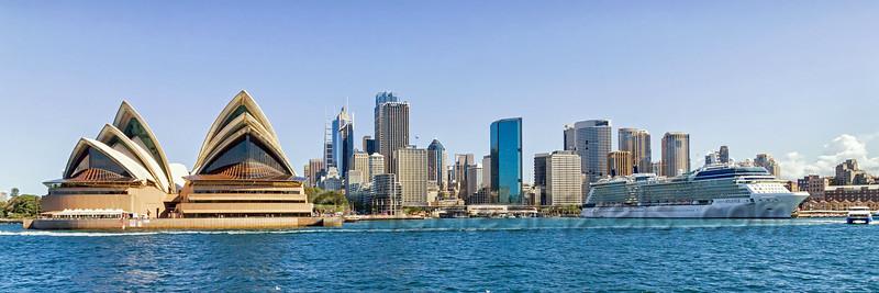 Sydney - Harbourside