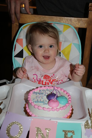 Lyla's 1st Birthday 5-25-2019