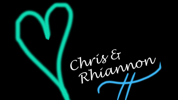 Chris & Rhiannon's Engagement August 20, 2016