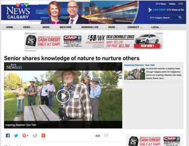 9-14-16 CTV News - Gus Yaki