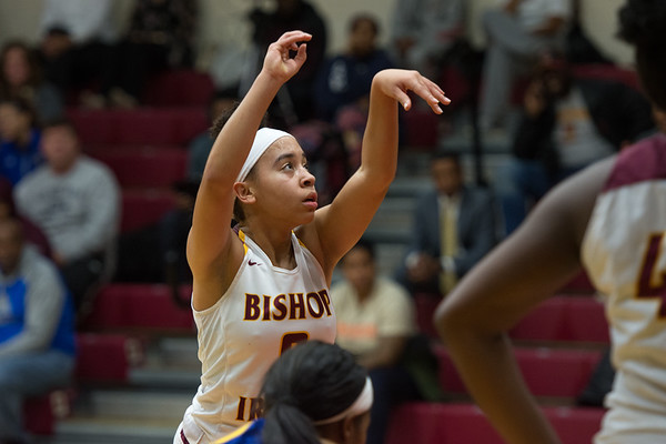 Girls Basketball vs. Wise - December 12, 2018