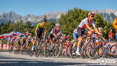 UCI U23 Straßenrennen Rad WM 2018