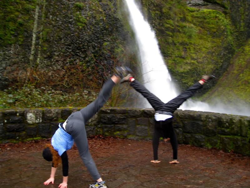 Horsetail Falls, Columbia River Gorge, Oregon