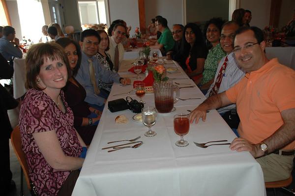 Cum Laude Dinner 2011