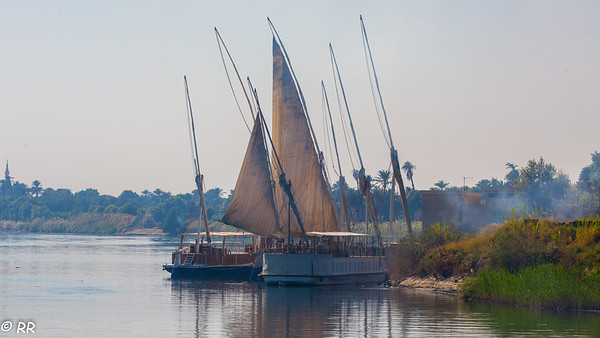 Nile & People of Egypt