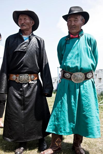 Annual Naadam Festival. Bunkhan Valley, Mongolia