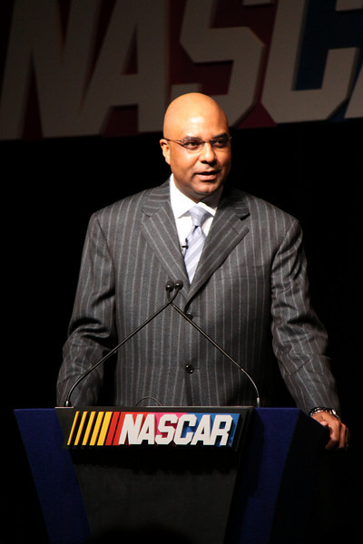 2009 NASCAR Security & Track Services Summit - Whitfield