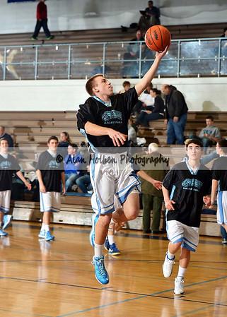 Boys Varsity Basketball Ionia at Lansing Catholic