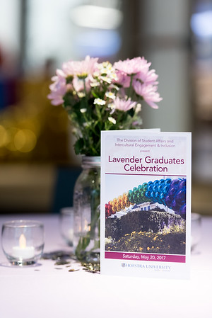 Hofstra Lavender Graduates Celebration